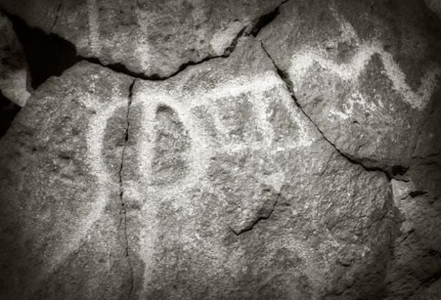 Grimes Point Petroglyphs 3