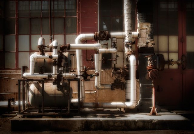 Mare Island pipes