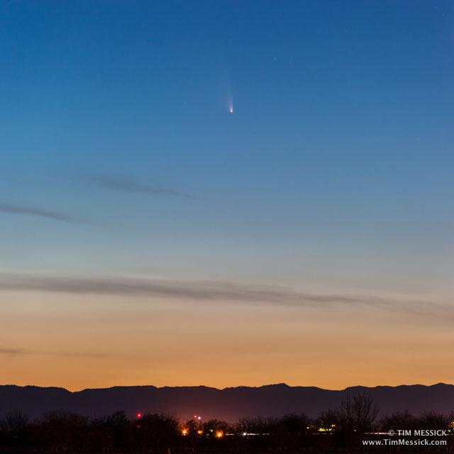 Comet PanSTARRS C/2011 L4
