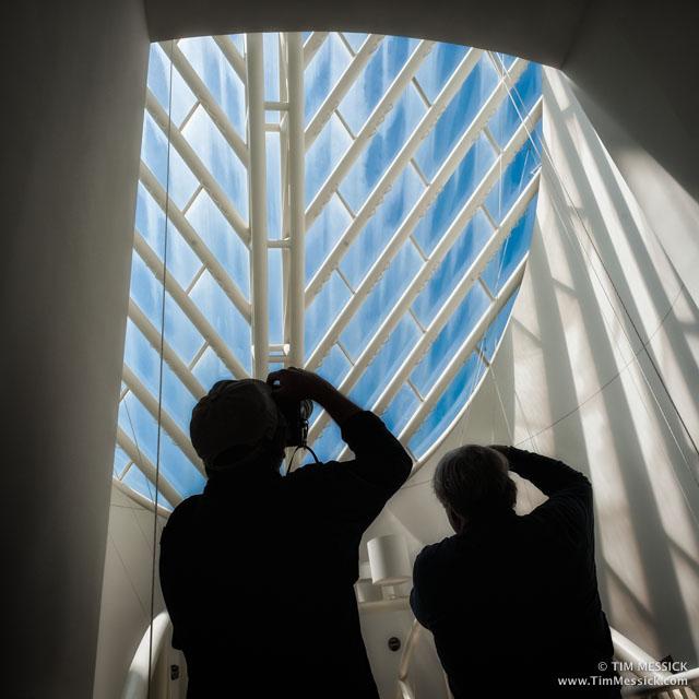 Under the Skylight at SFMOMA