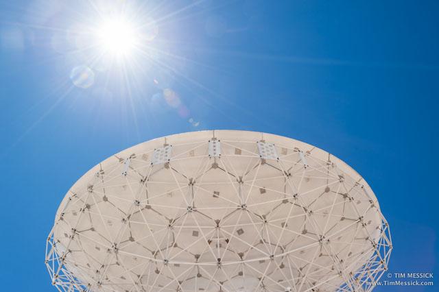 Antenna and sun