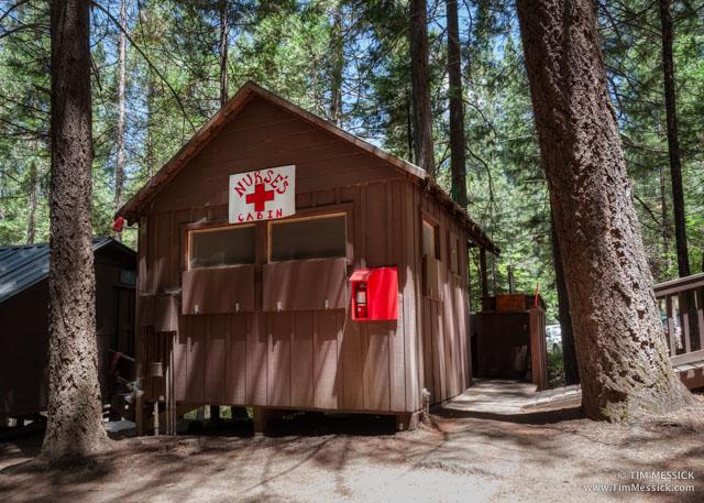 BTC 2013, Nurse's Cabin