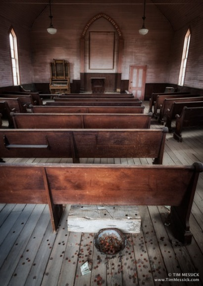 Bodie: Church