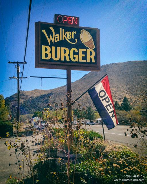 The Walker Burger