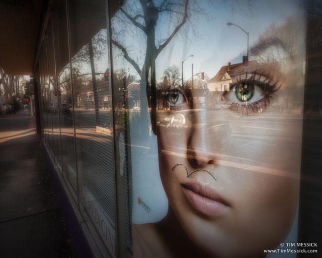 Reflections in Sacramento