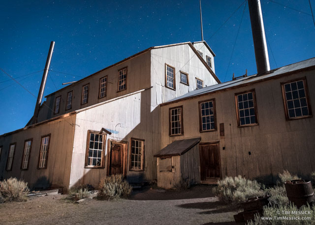 Standard Mill, Bodie