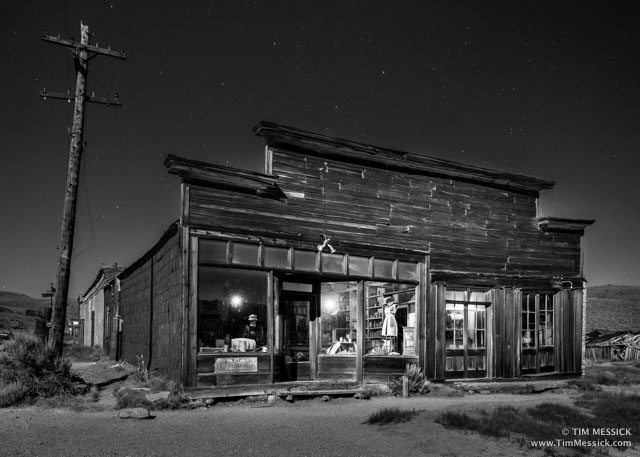 Boone Store, Bodie