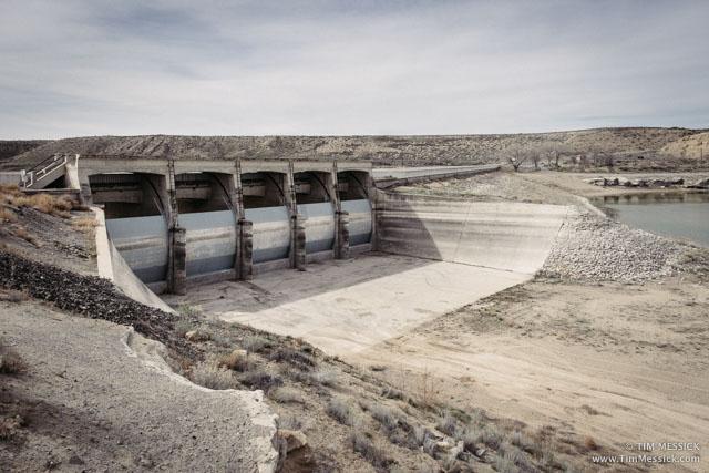 Rye Patch Dam