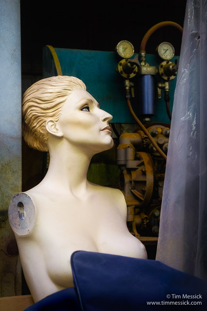 Repair Shop Mannequin