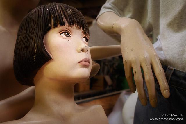 Girl Mannequin