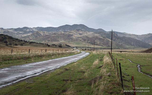 New Idria Road