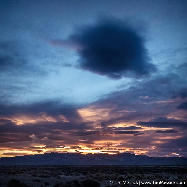 Rillers Rest Area, Nevada