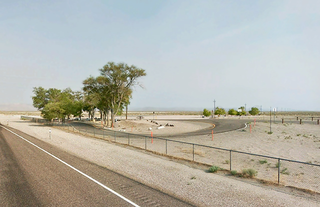 Millers, Nevada (Google Street View)