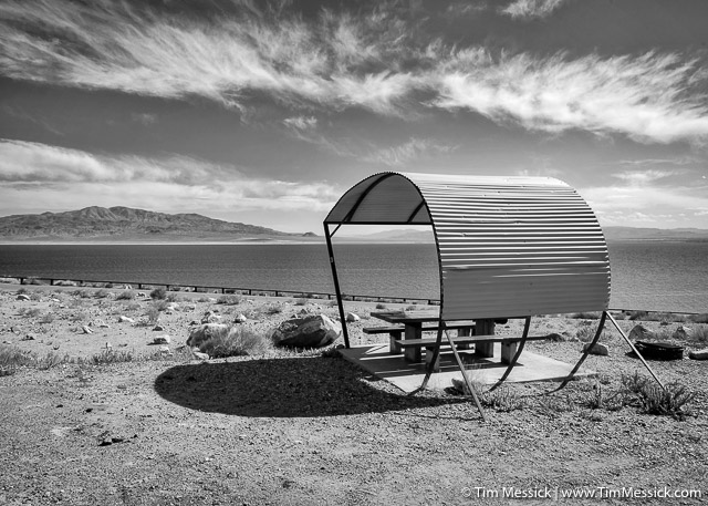 Campground, Walker Lake